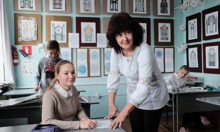 Марина Журкина: «Довольствоваться  шаблоном – все равно что списывать»