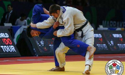 Новороссиец уложил на ковер чемпиона мира