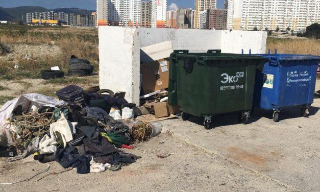 Больше мусора только в Москве