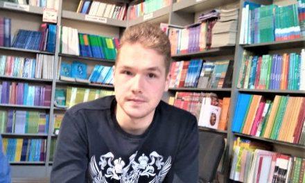 Илья Жаров четыре года шел к премии