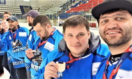 Новороссийцы взяли награду НХЛ