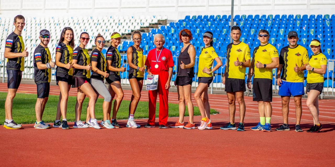 Борис Борисов: «Хочу в 100 лет пробежать марафон»